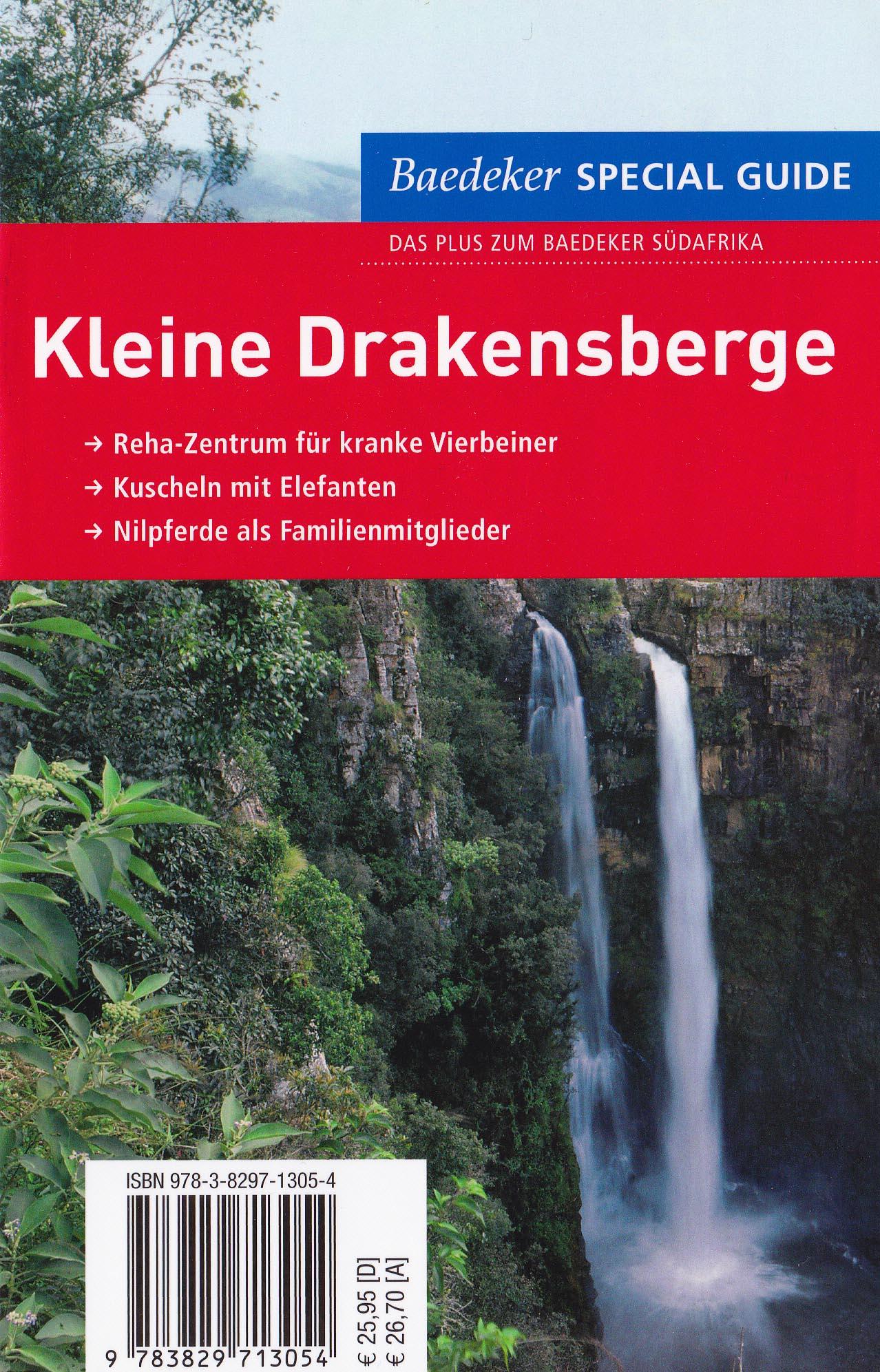 Baedeker Kleine Drakensberge