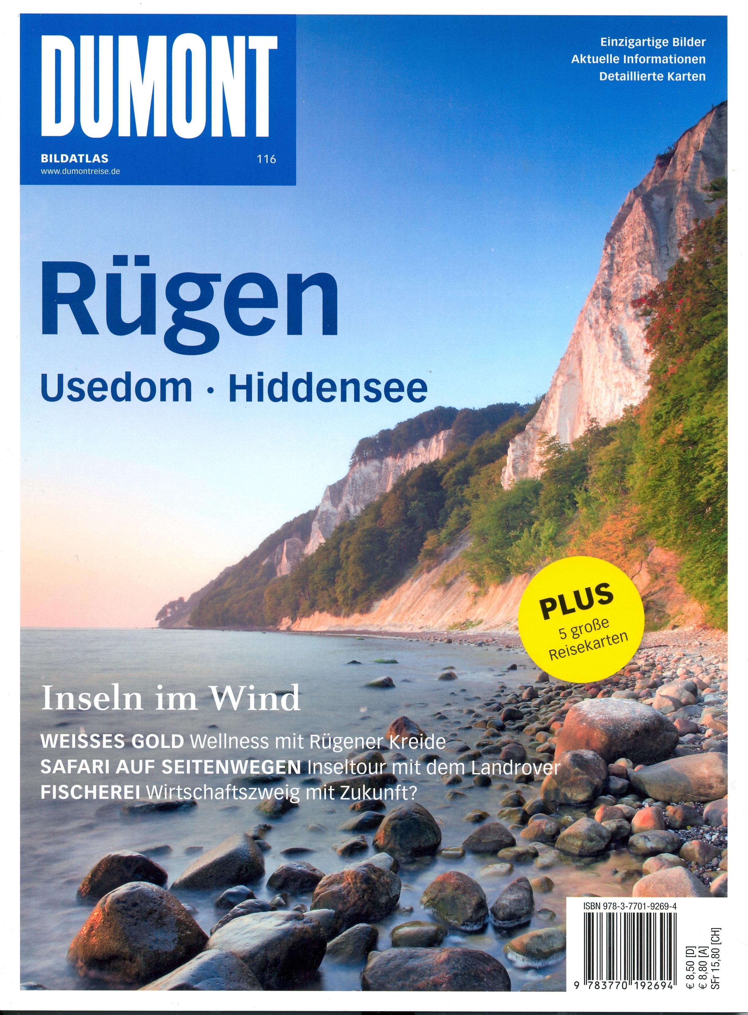 Ruegen DuMont Bildatlas