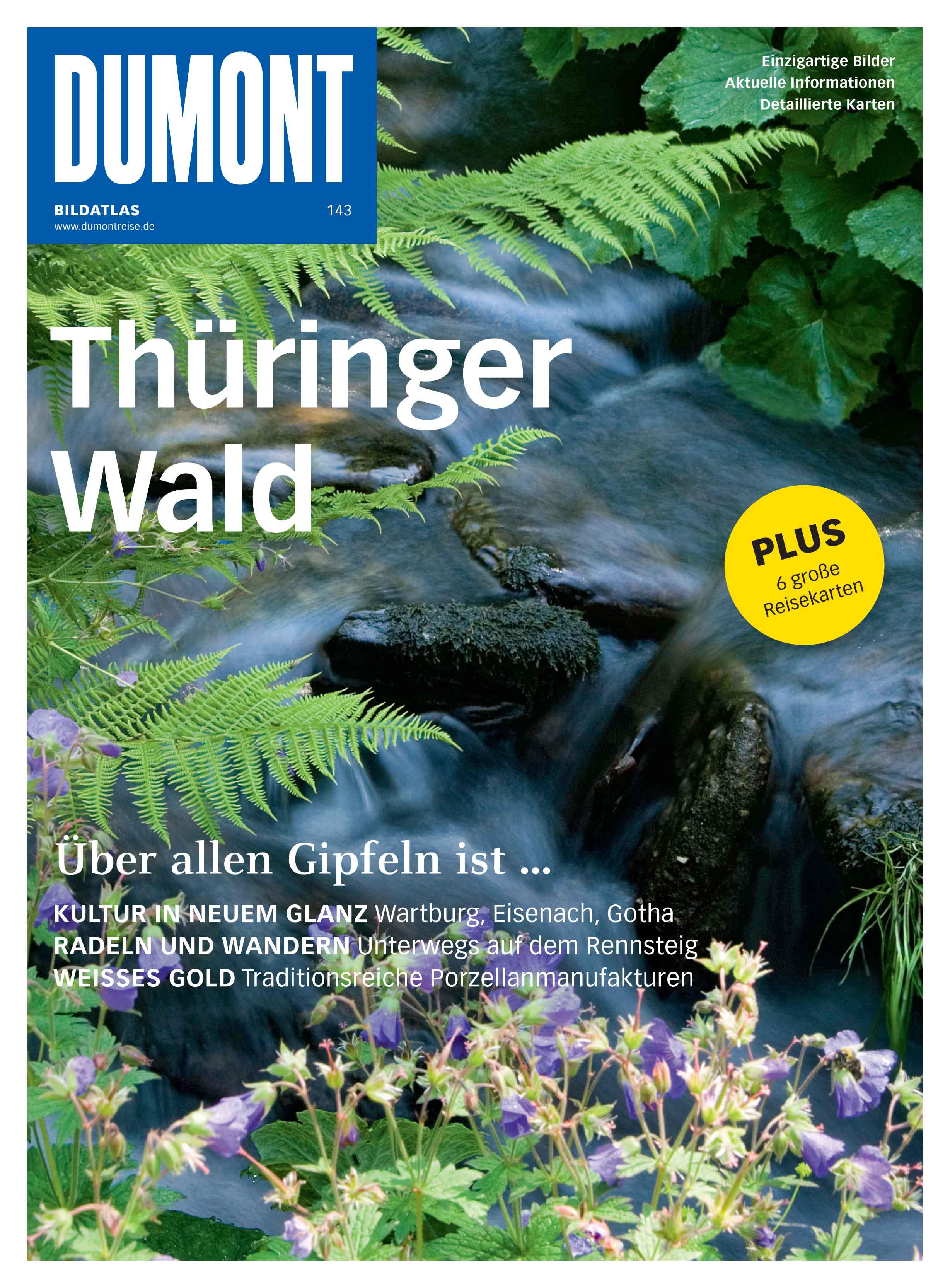 Dumont Bildatlas Thüringer Wald