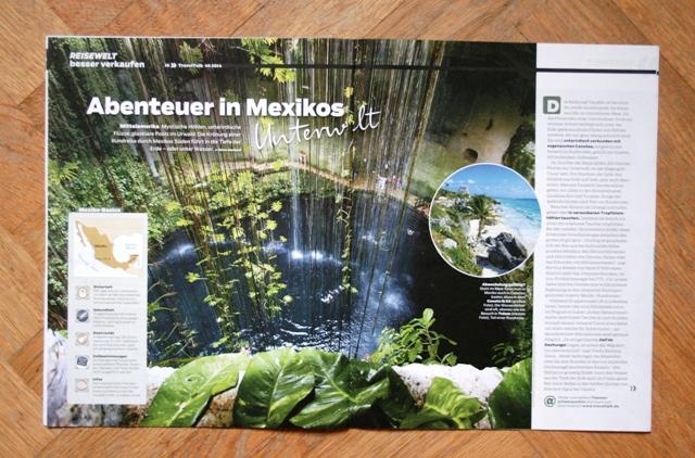 Mexikos Unterwelt.