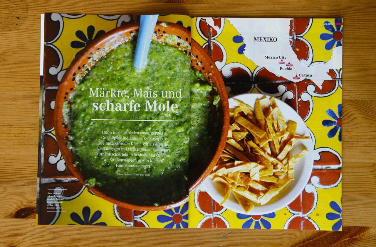 Mexiko kulinarisch