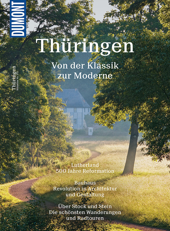 Cover Dumont Bildatlas Thüringen