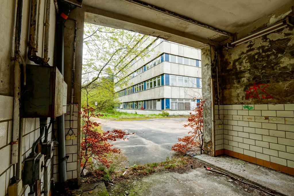 Lost Places: Krankenhaus der DDR-Regierung