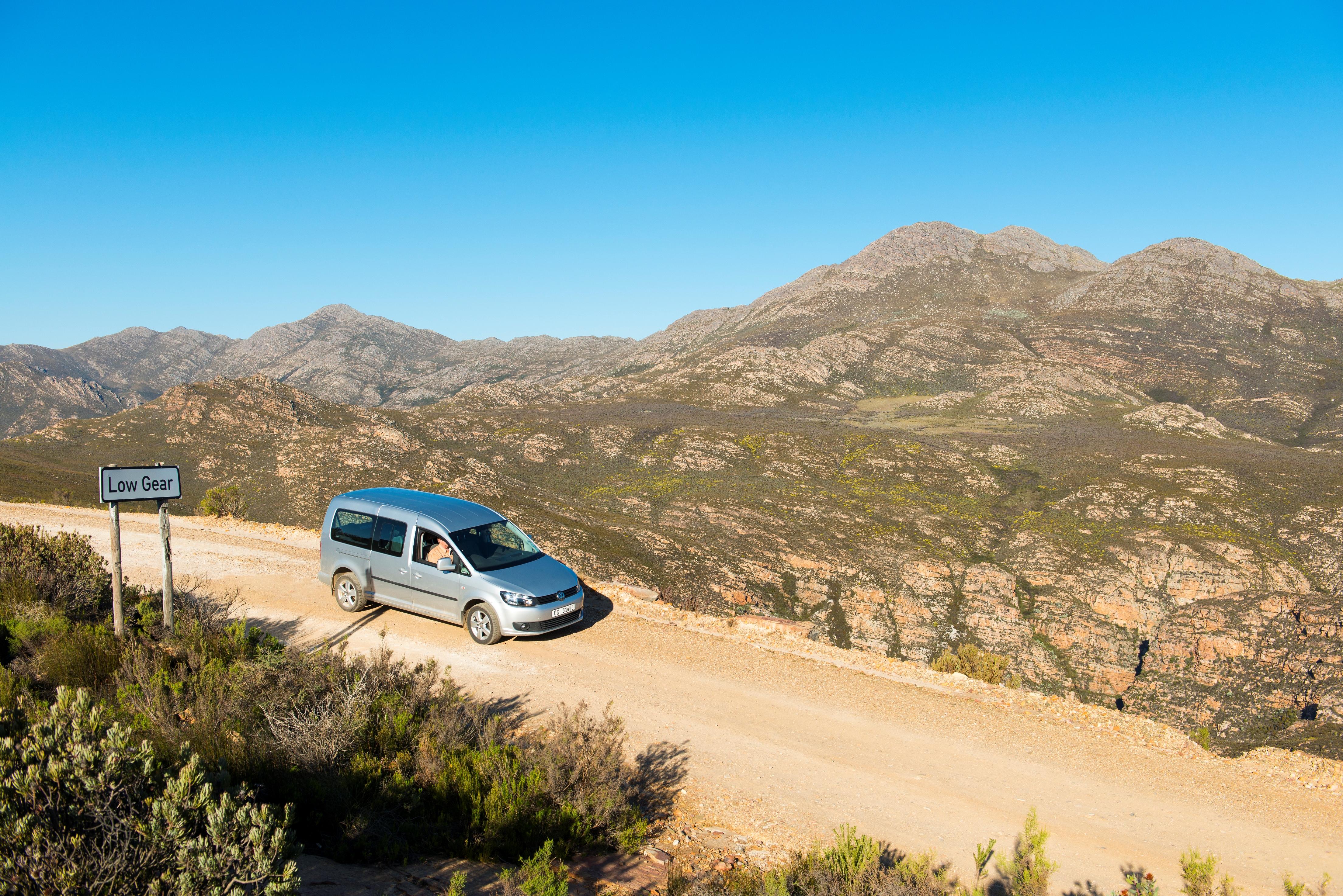 Der Swartberg Pass ist ein spannender Abstecher.
