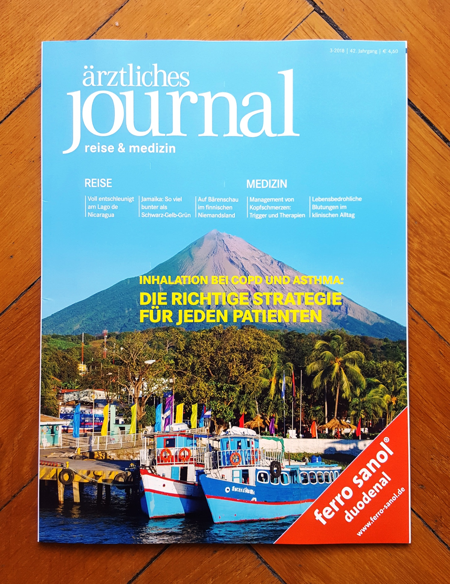 Cover Nicaragua