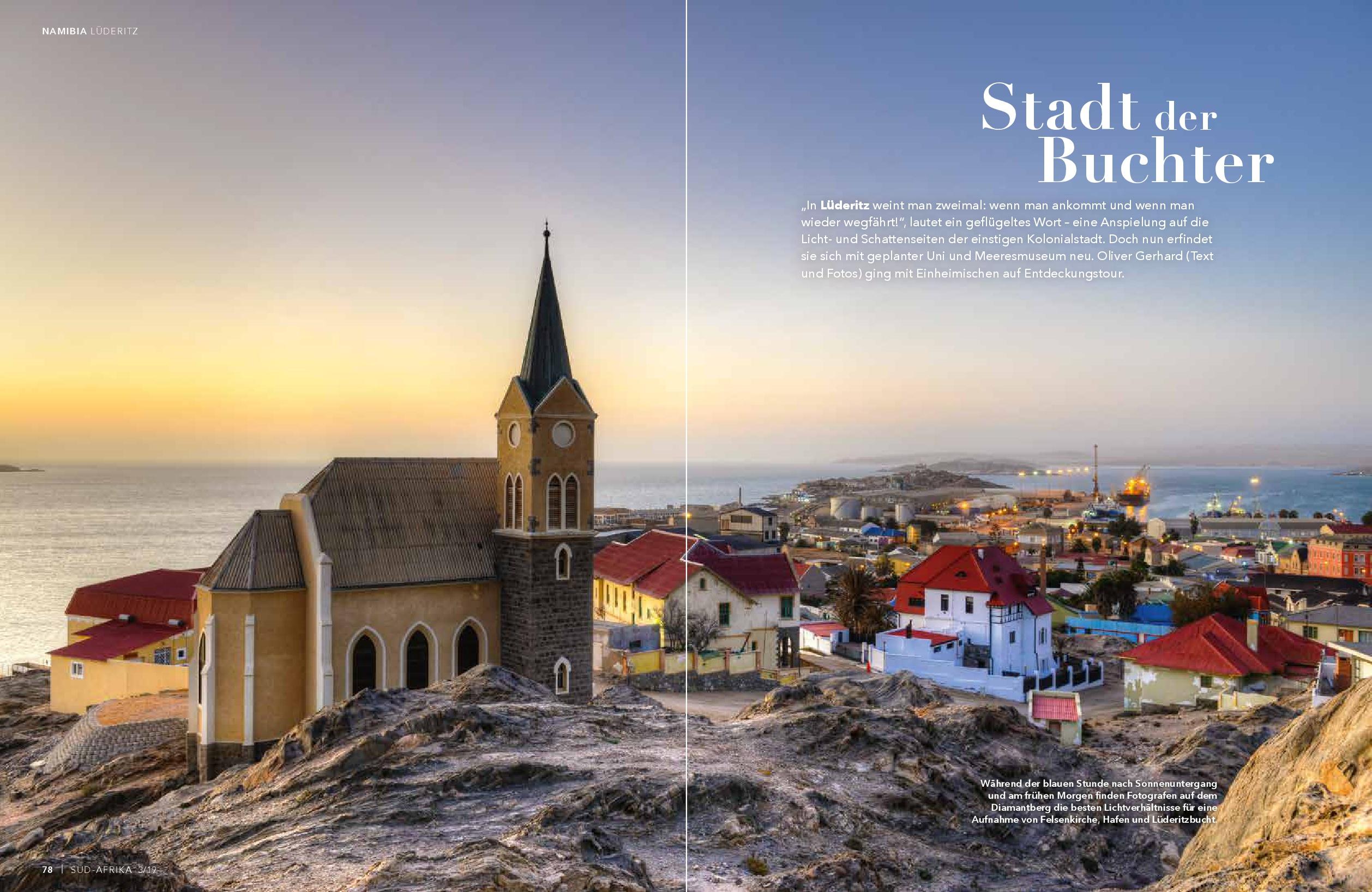 Lüderitz & beyond