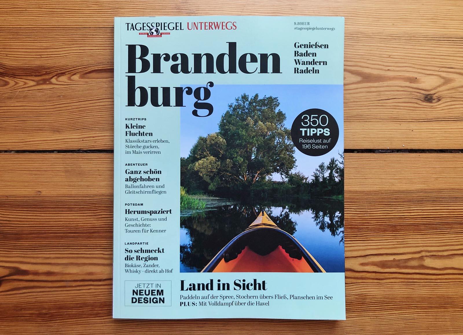 Brandenburg-Magazin