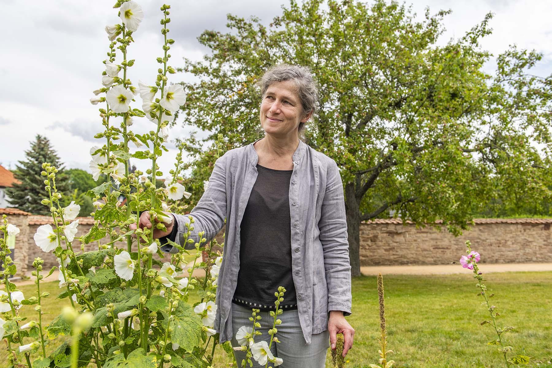 Welt: Artikel über Gartenfrauen im Harz