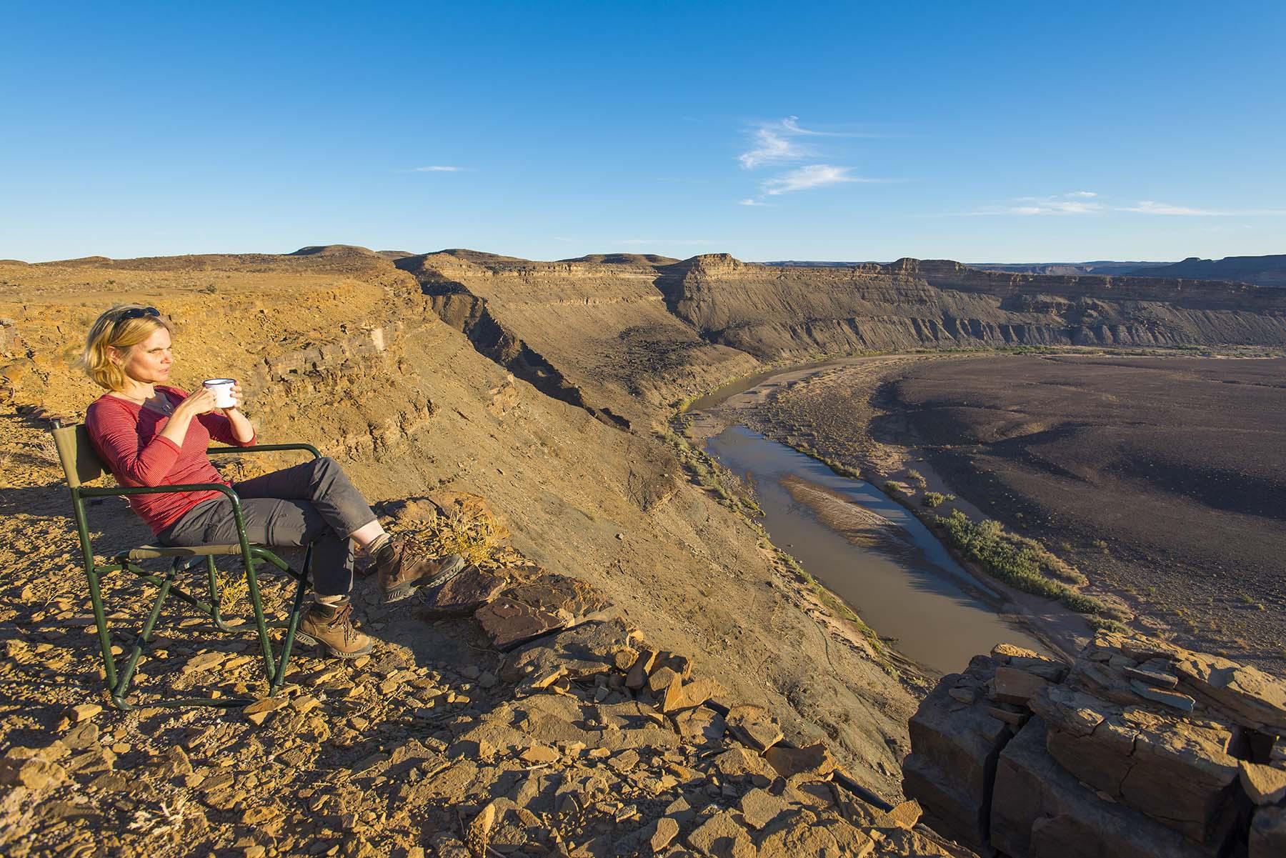 Magazin Reise & Preise: Land der drei Wüsten