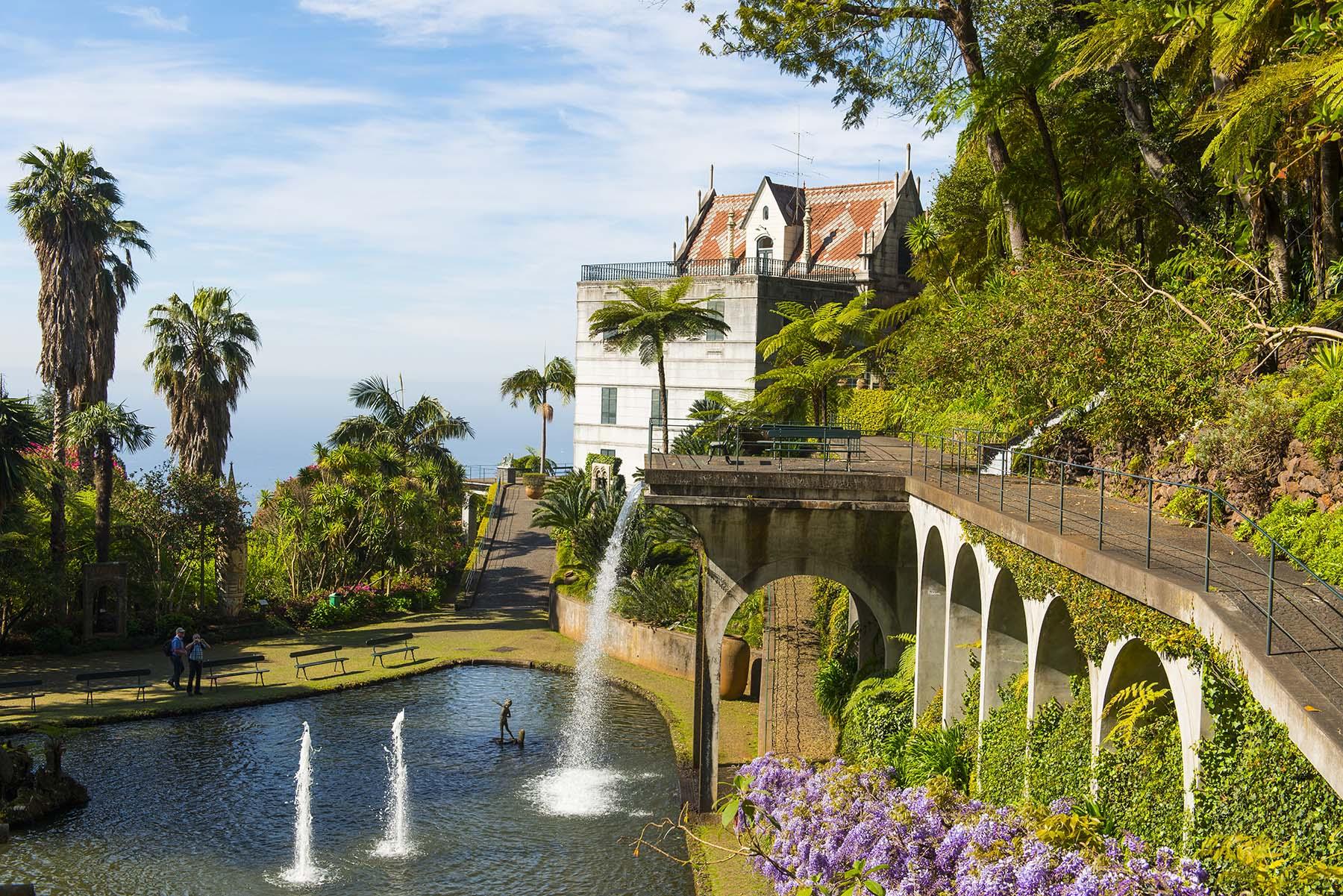 TZ: Sicheres Reiseziel Insel Madeira