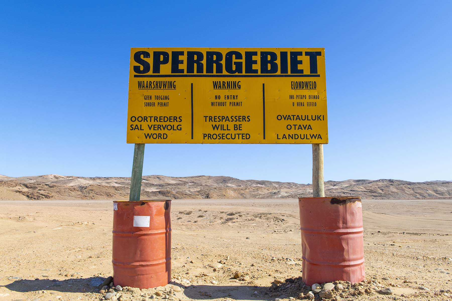 You are currently viewing Welt am Sonntag: Kolumne über Namibia